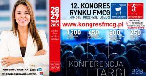 12. edycja Kongresu Rynku FMCG