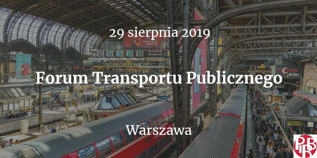 Forum Transportu Publicznego @ Nowy Świat 6/12