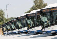 MPK Kraków autobusy elektryczne flota