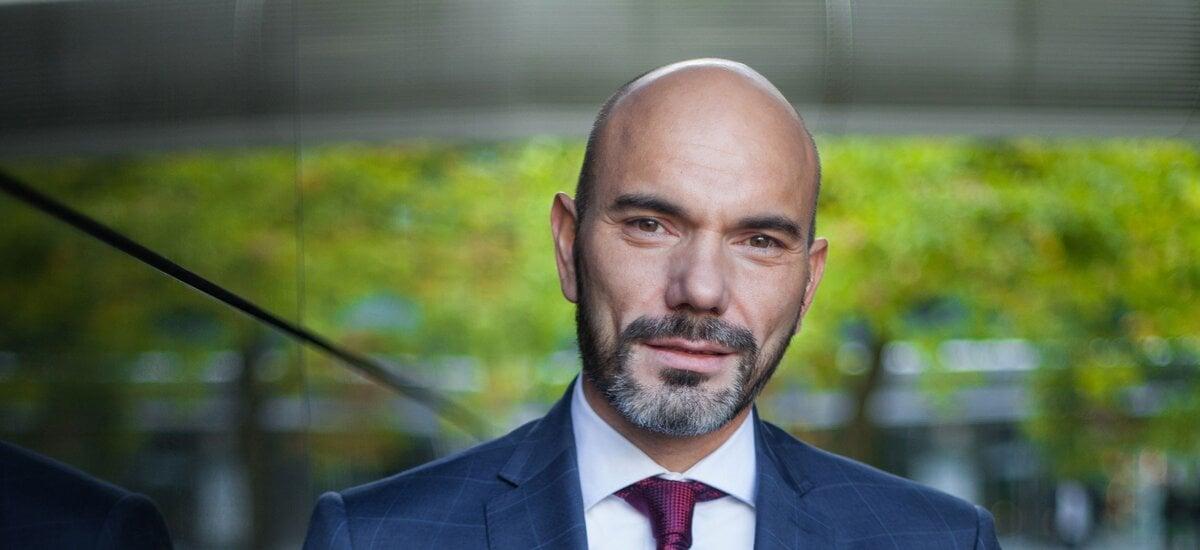 Maciej Szczepański Business Development Manager w dziale powierzchni przemysłowych i logistycznych, Cushman & Wakefield