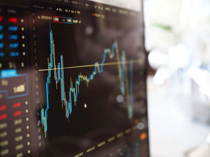 Handel, wykres, rynek